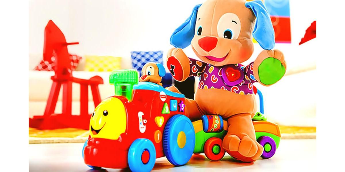 Какой игрушкой заинтересовать ребенка от 3-х до 6-ти лет?