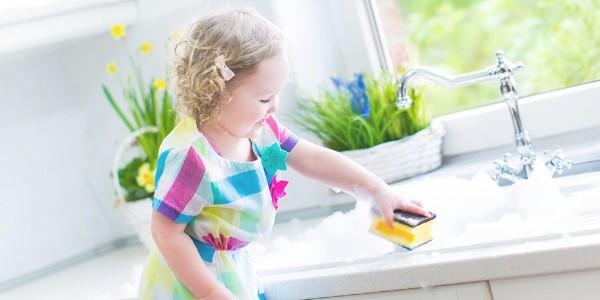 Детские ролевые игры, как способ привлечения к домашним делам