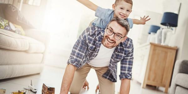 Игры с ребенком: польза для детей и взрослых