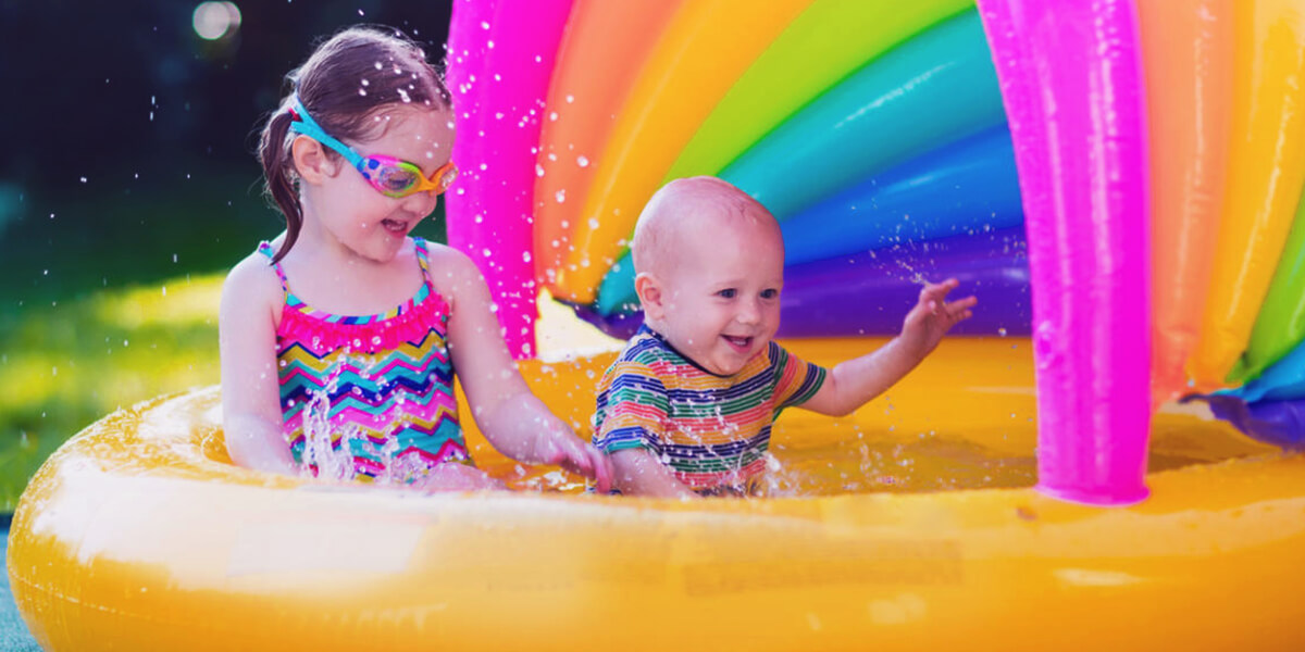 Как выбрать детский бассейн?