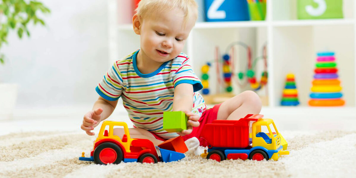 Пластмассовые игрушки ТМ Яблокова