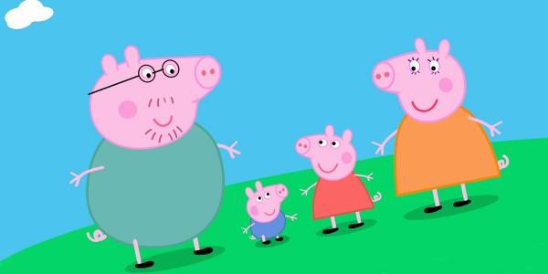 Популярность Свинки Пеппы: чему она учит