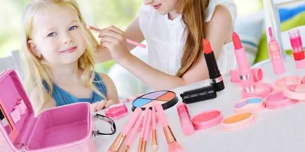 Сияющие игрушки, косметика и наборы для девочек