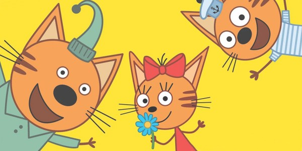 «Три кота» и причины их популярности у детей