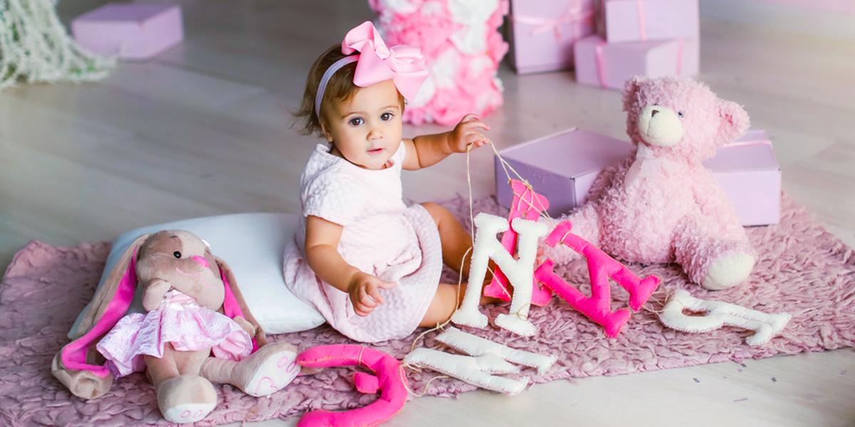 Какую игрушку купить на первый день рождения