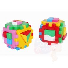 Куб «Розумний малюк» «Логіка Комбі»