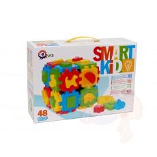 Куб «Розумний малюк, ЛОТО»