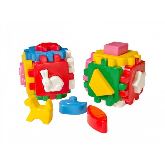 Куб «Розумний малюк», «Весела компанія»