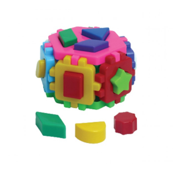 Куб «Розумний малюк», «Гексагон-1»