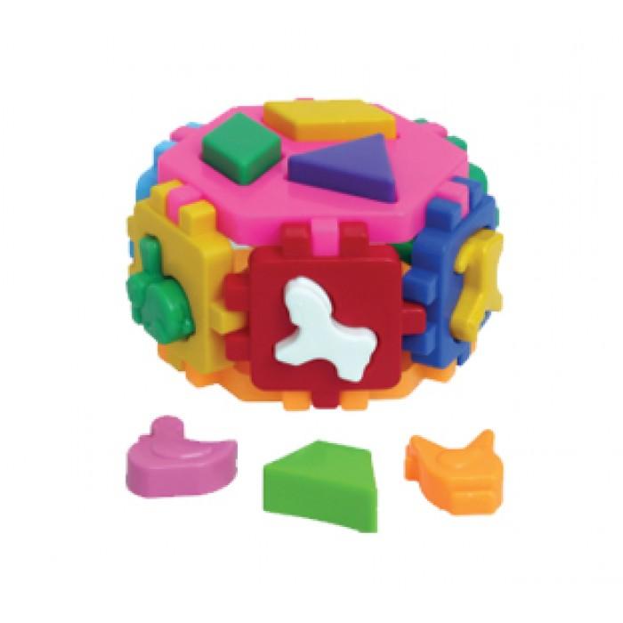 Куб «Розумний малюк», «Гексагон-2»