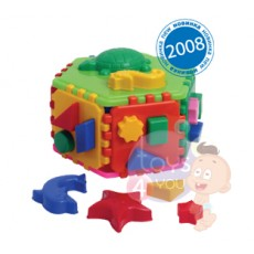 Куб «Розумний малюк Гіппо»