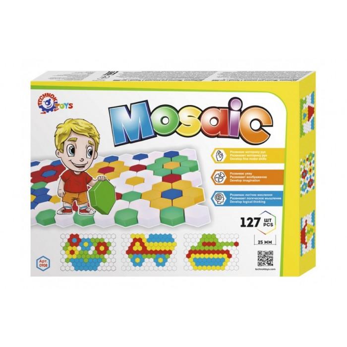 Мозаика  для малышей 3, 127 элементов