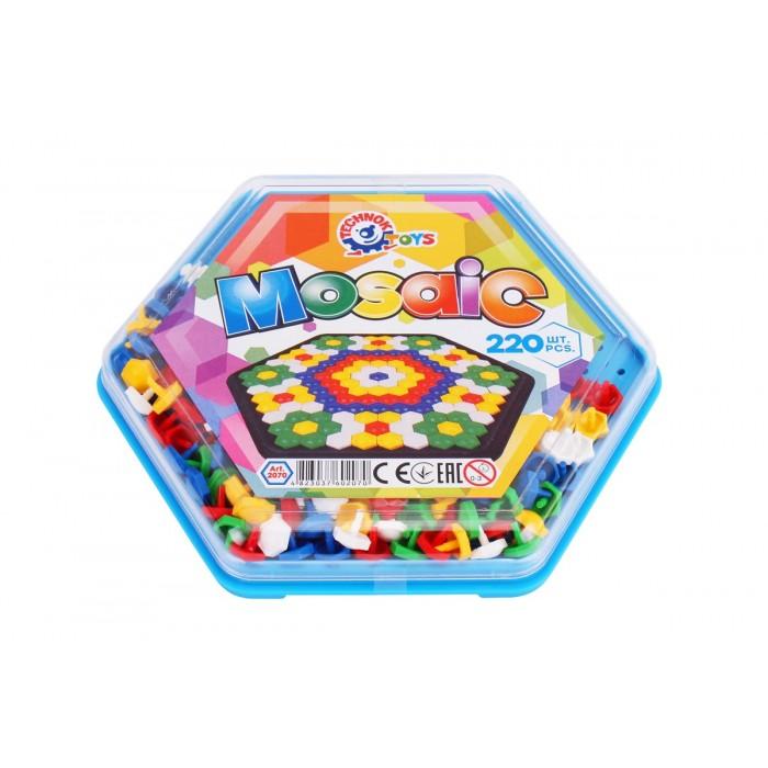 Мозаика «Кольоровий світ», 220 элементов