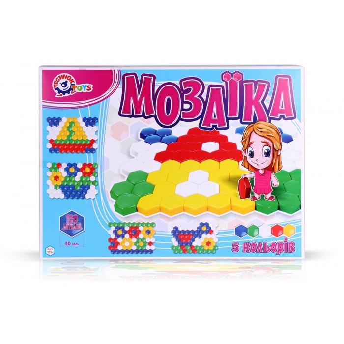 Мозаика  для малышей 2, 120 элементов
