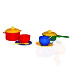 Набор посуды «Маринка 3», в сетке