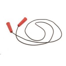 Скакалка резиновая для взрослых, 2.5м, ЦЕНА ЗА УПАКОВКУ 10ШТ