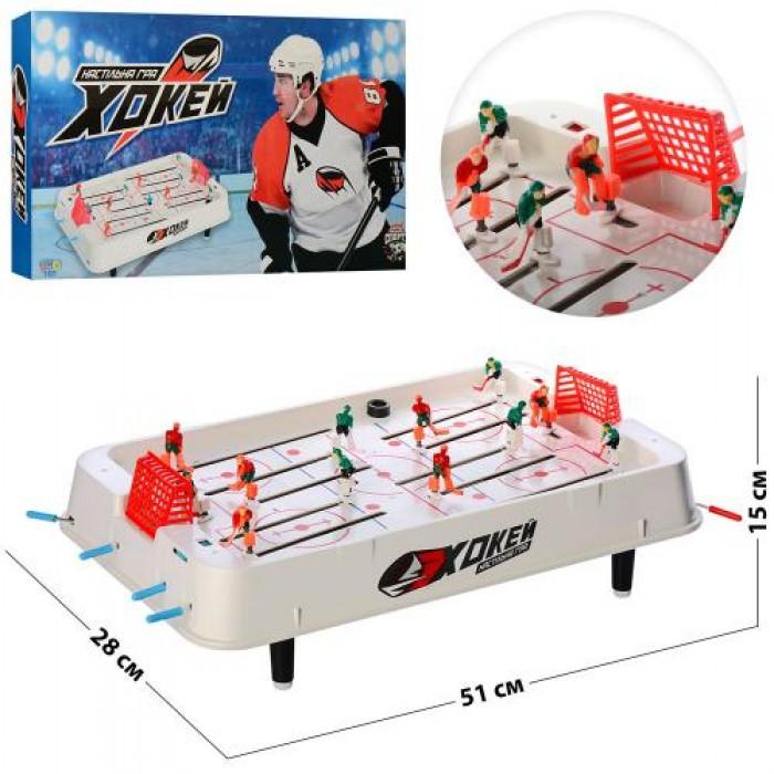 Хоккей на штангах, Play Smart, 51*28*15см, 12 фигурок