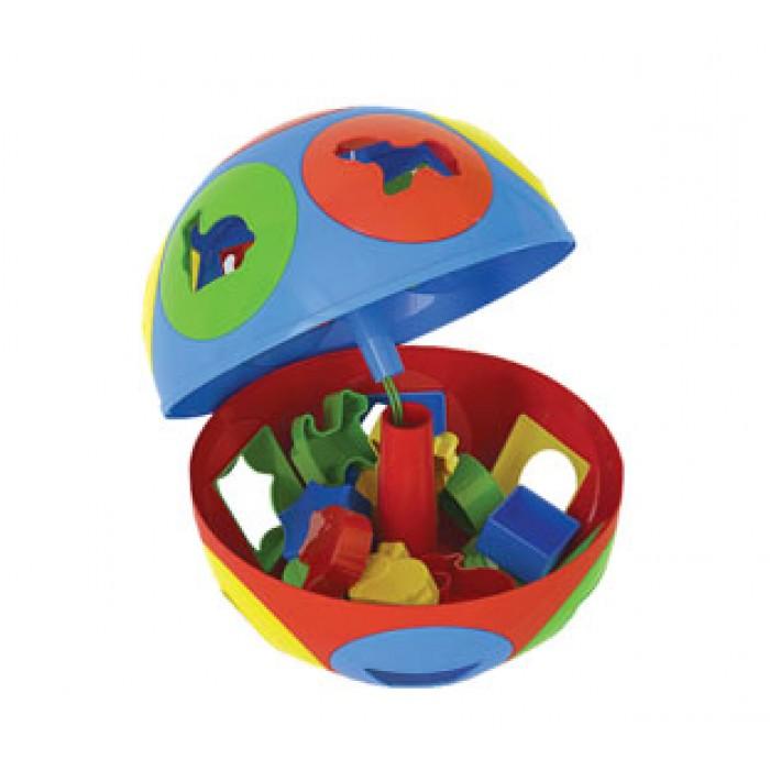 Куб «Розумний малюк» «Колобок»