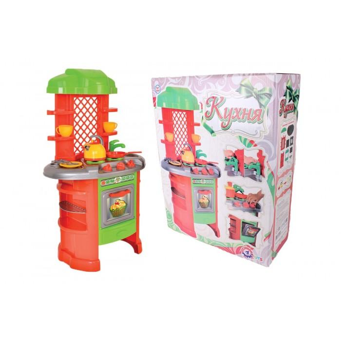 Набор игровой «Столик-Кухня 7» 25 предметов
