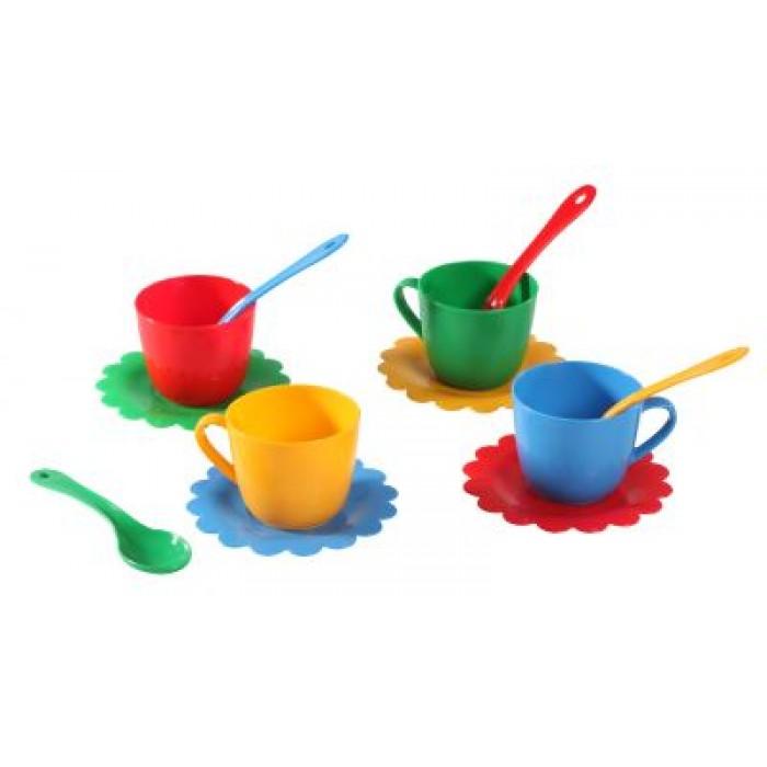 Набор посуды «Ромашка» на 4 персоны