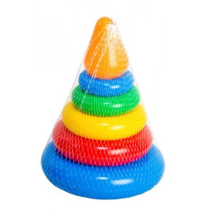 Игрушка развивающая «Пирамидка» малая