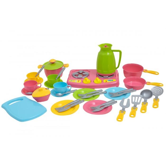 Кухонний набор 7, 38 предметов