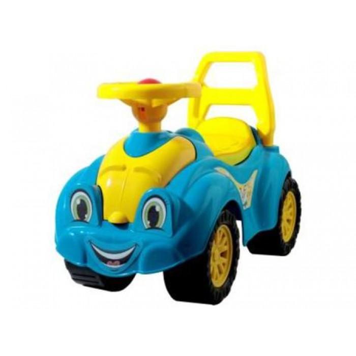 Автомобиль для прогулок (голубой)