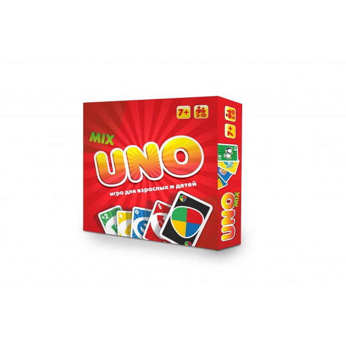 Игра UNO «Люкс 2 в 1»