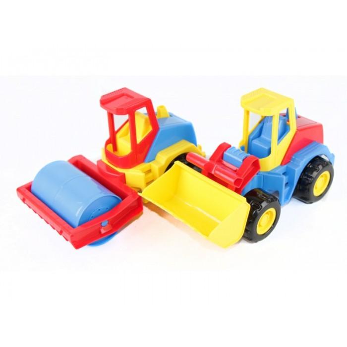Авто «Tech truck» 2 модели