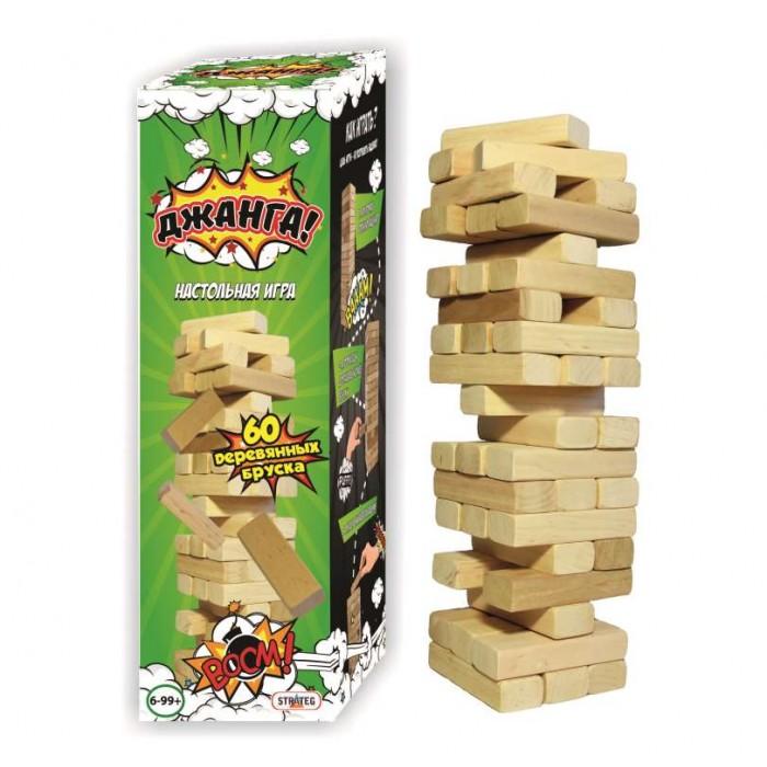 Игра «Джанга. 60 брусков»
