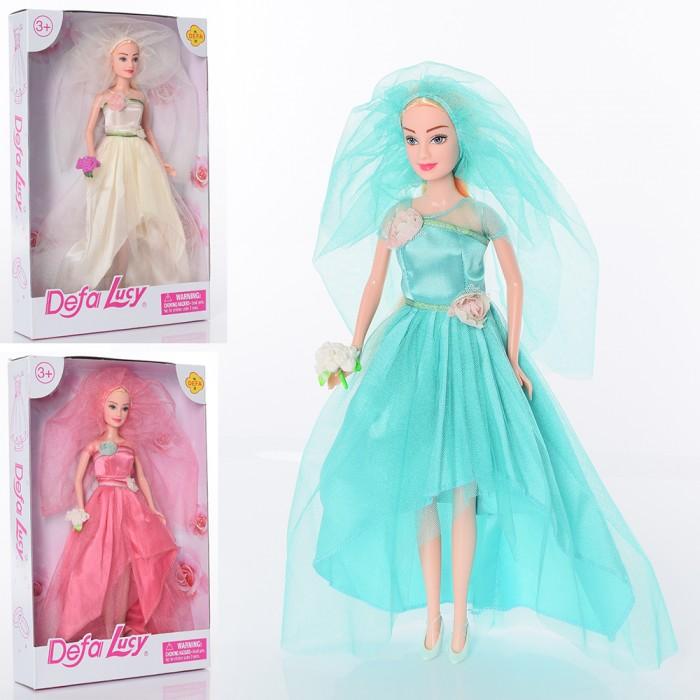 Кукла Defa невеста, 29см
