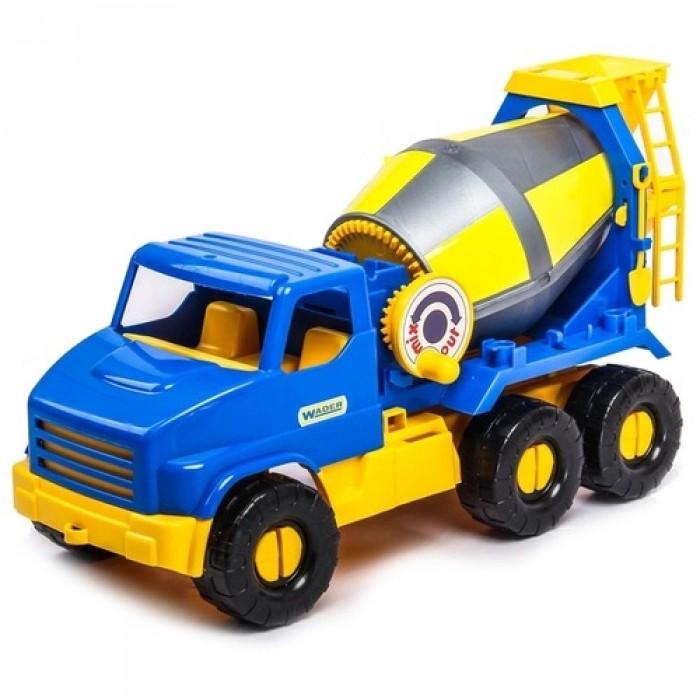 Авто «City truck» бетономешалка