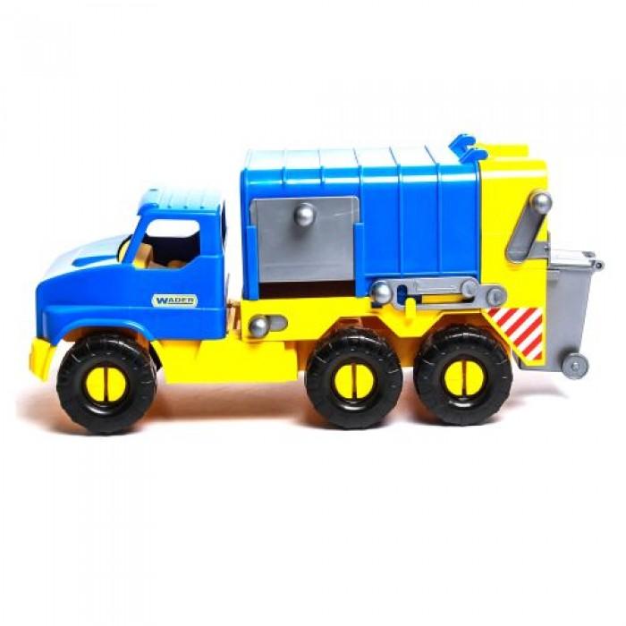 Авто «City truck» муссоровоз