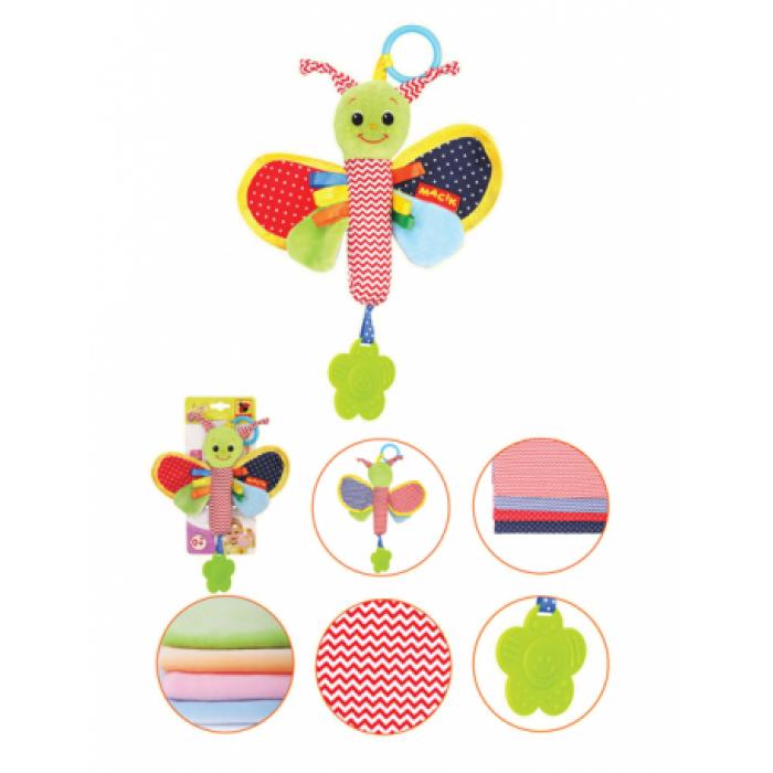 Игрушка-палочка «Бабочка»