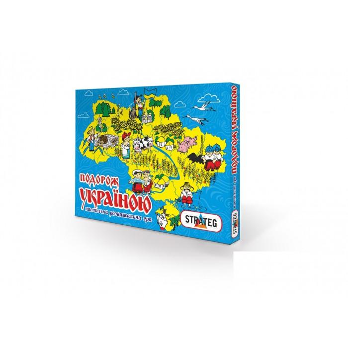 Игра бродилка «Путешествие по Украине»