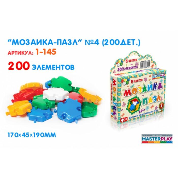 Игра «Мозайка», 200 деталей