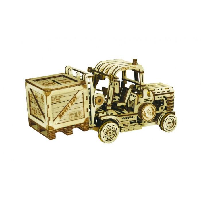 Модель механическая, сувенирно-коллекционная «Погрузчик»