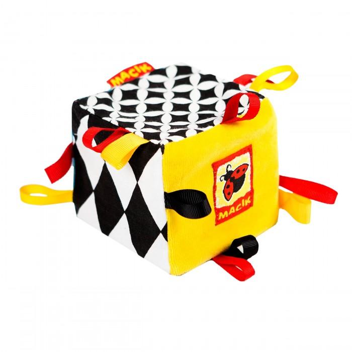 Погремушка-кубик «B&W»