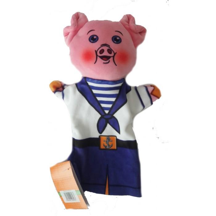 Кукла-рукавичка «Поросенок», высотой 30см