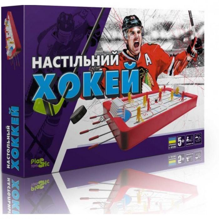 Настольная игра «Хоккей», ручки, хоккеисты