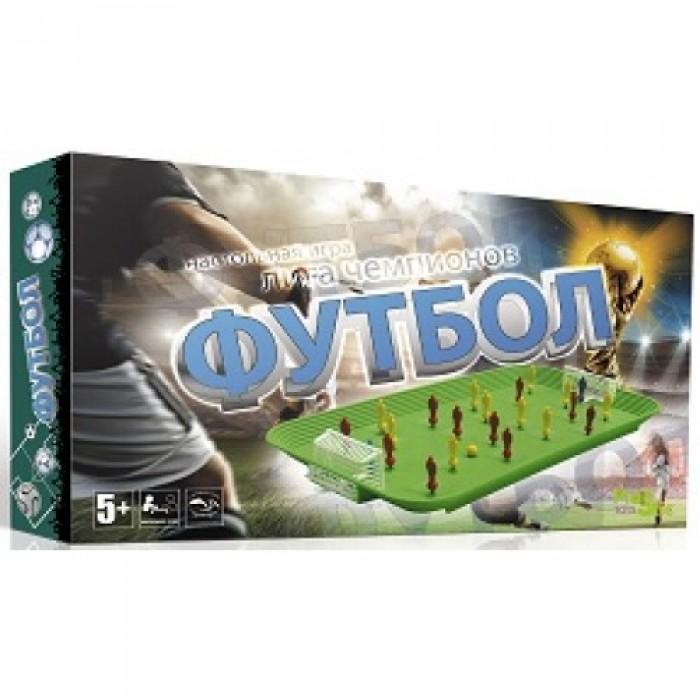 Настольная игра «Футбол» Лига Чемпионов, на пружинах