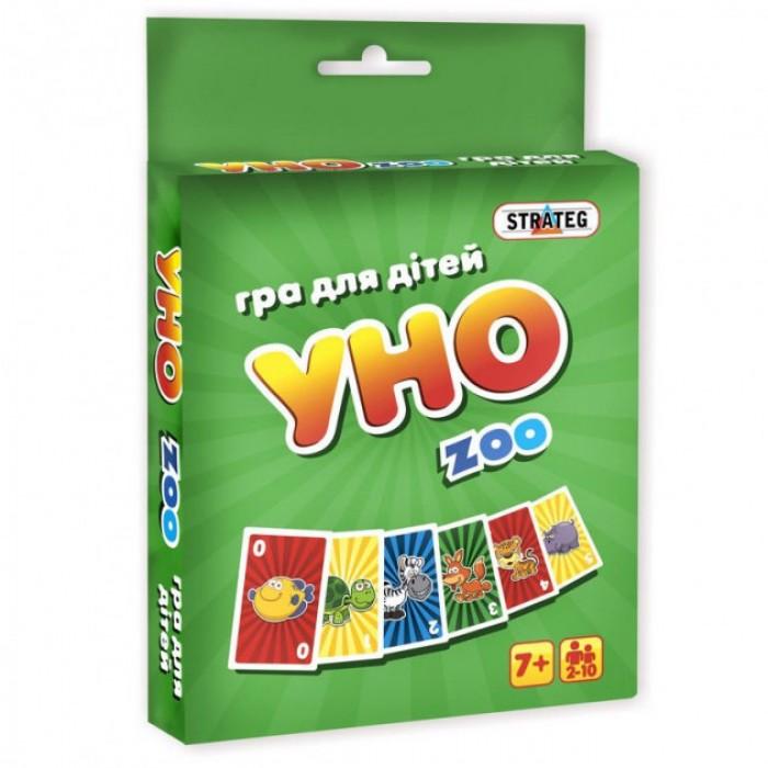 Игра «Уно zoo»