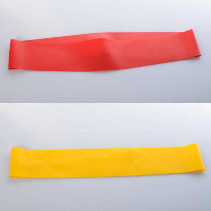 Эспандер лента, толщина 0, 7мм, 2 цвета