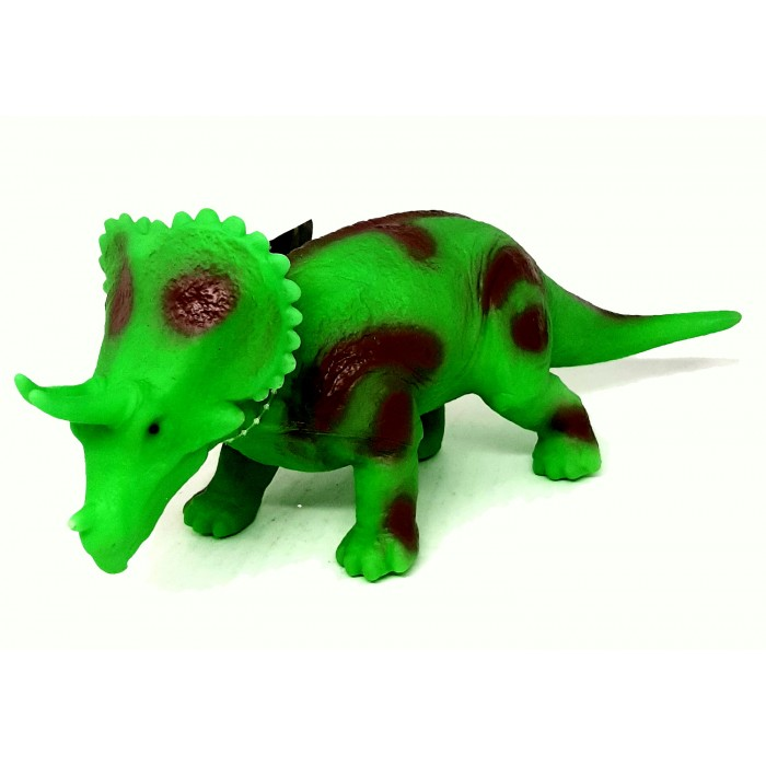 Динозавр Трицератопс со звуком и светом