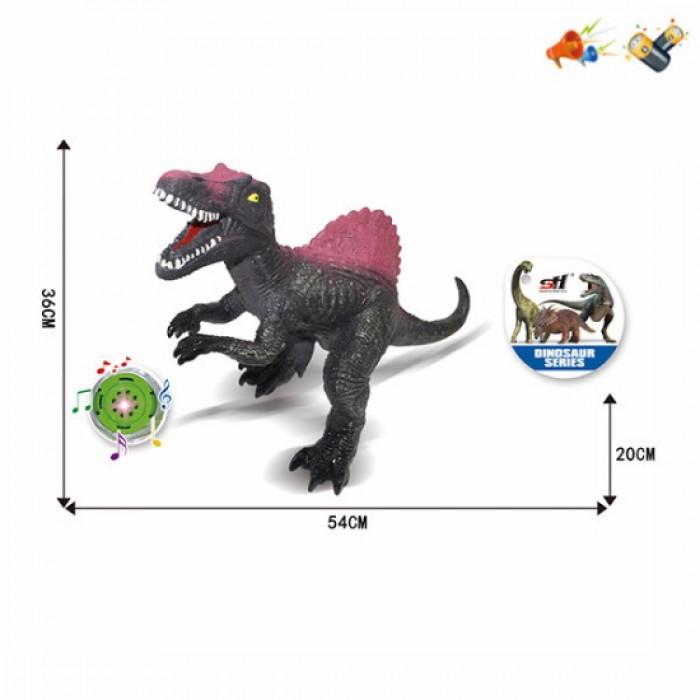 Динозавр Спинозавр со звуком