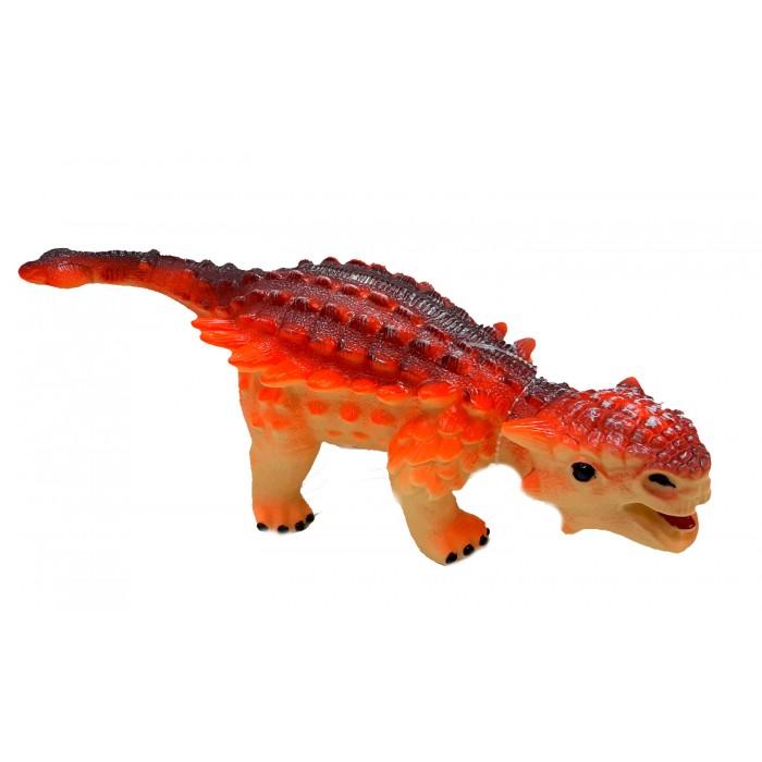 Динозавр Анкилозавр со звуком