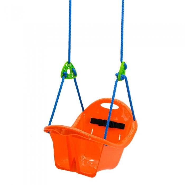 Качель подвесная «Лелека» оранжевая
