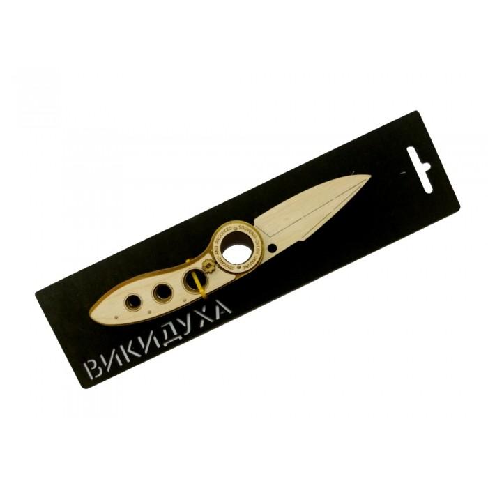 Нож деревянный «ВЫКИДУХА ФЛИП» WOOD