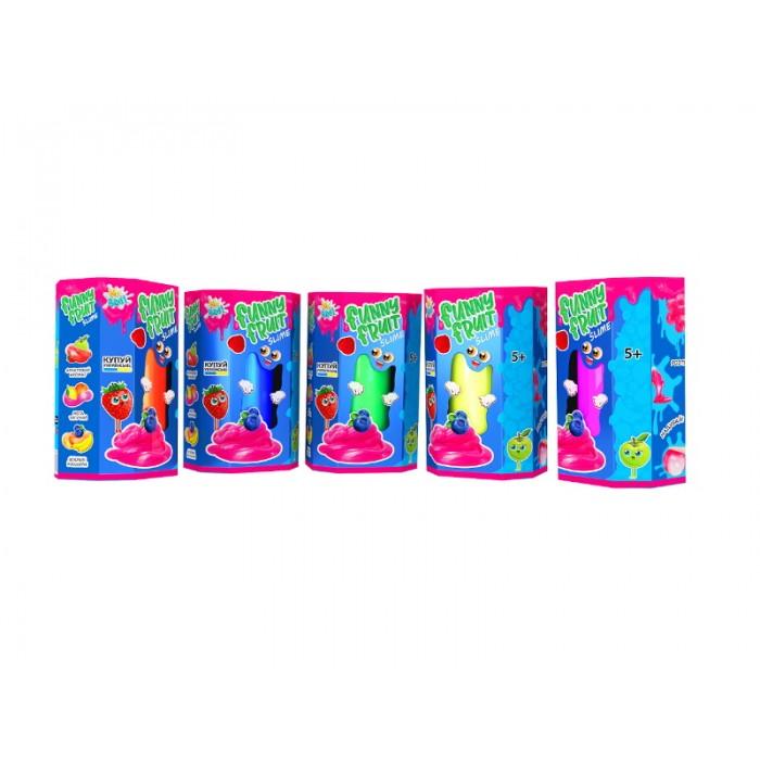 Лизун-антистресс ТМ Mr.Boo Funny Fruit 350мл