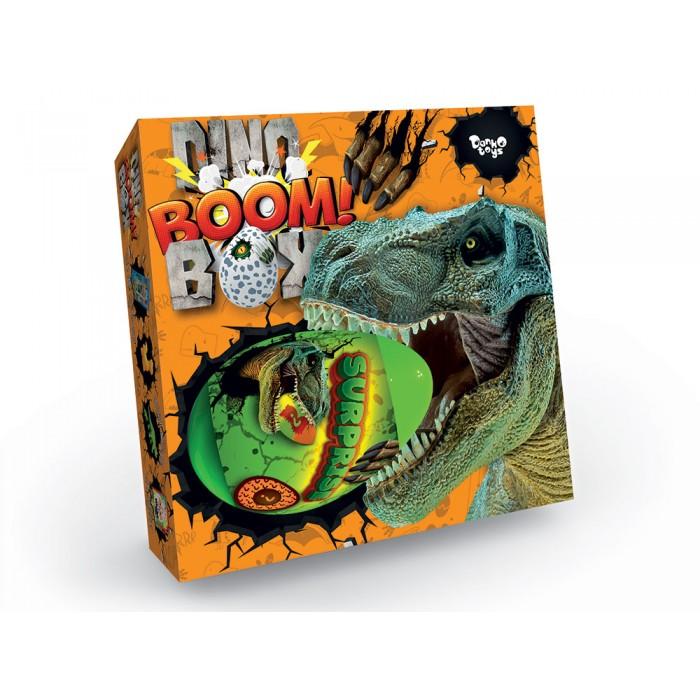 Креативное творчество «Dino Boom Box» русский